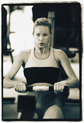 How-To: Fresh Hair at the Gym