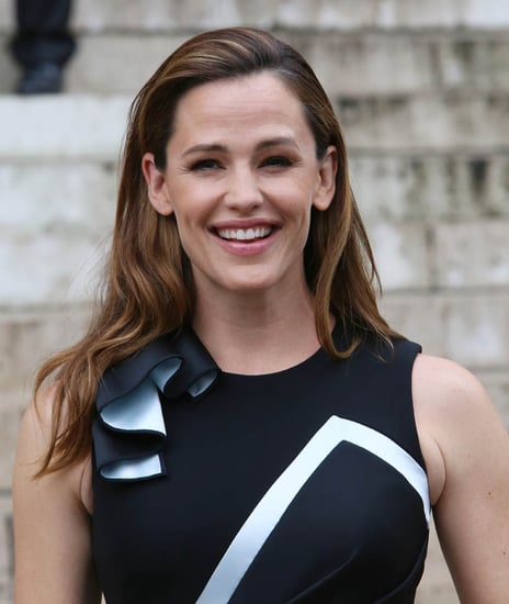 Jennifer Garner sits front row at Atelier Versace show during Paris Fashion Week as it's reported she has changed agents