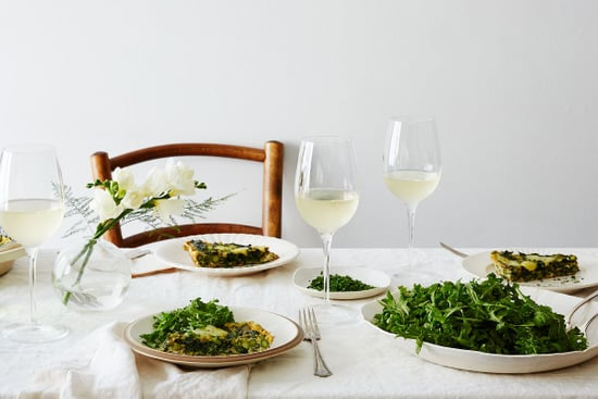 A Springtime Frittata That Calls for Wine Midday