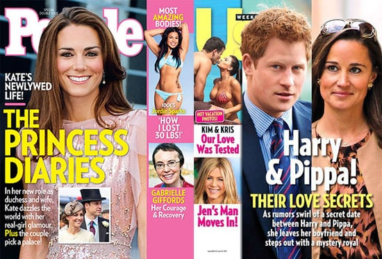 Royal Wedding Magazines