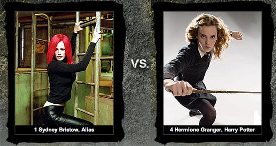 Kickass Female Character Bracket and Chance to Win $1,000 2010-09-23 08:30:00