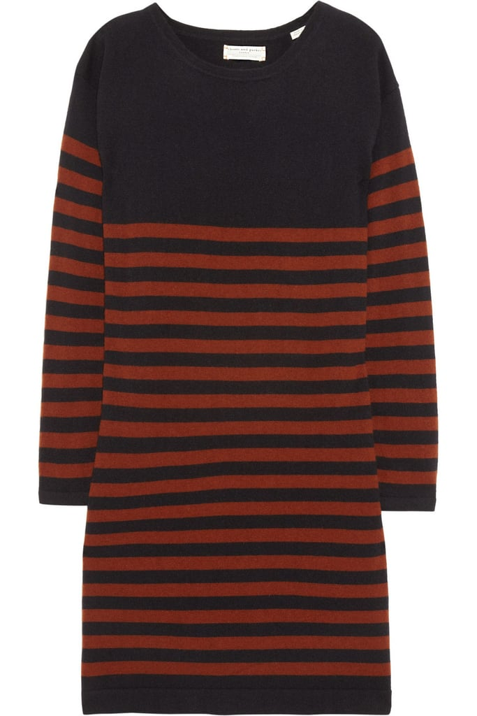 This Chinto and Parker stripe sweater dress ($164, originally $545) is our new Winter stripes staple.