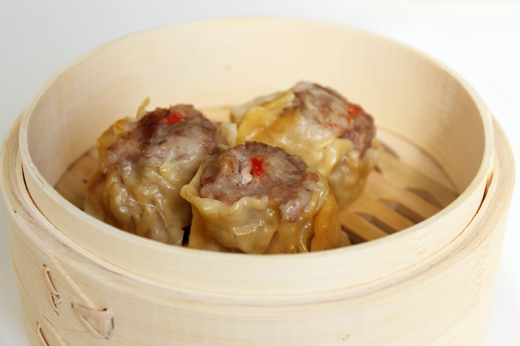 Siu Mai (Pork or Shrimp Dumplings)