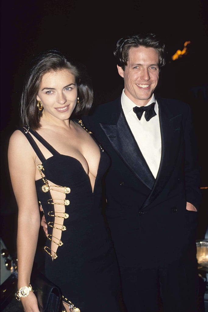 Elizabeth Hurley's safety-pin number was so iconic that it would take someone as daring as Lady Gaga to repeat the look.