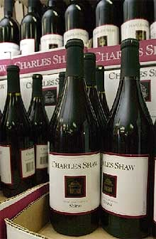 Do You Drink Charles Shaw Wine?
