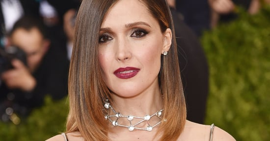 TSA Confiscates Highly Threatening Substance: Rose Byrne's Breast Milk