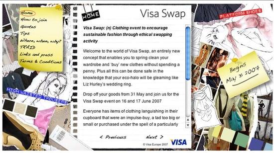 Fab Site: VisaSwap.com
