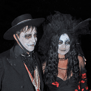 Day of the Dead Accessories | 2013