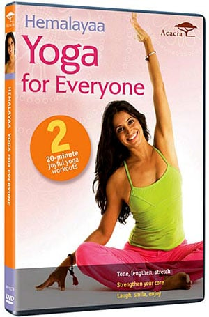 Review of Yoga For Everyone DVD