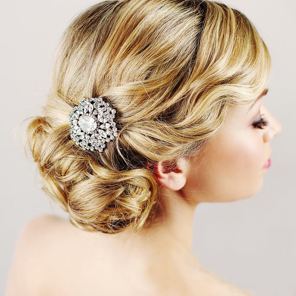 Wedding Hairstyle On Pinterest: Pinterest Picks: 15 Gorgeous Wedding Hairstyles