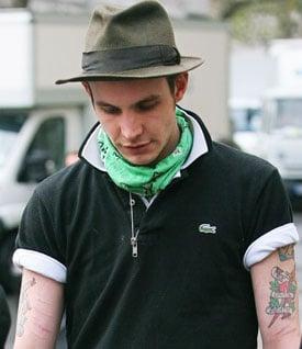 Sugar Bits — Amy Winehouse's Husband Blake Fielder-Civil Headed Back To Jail After Failing Drugs Test