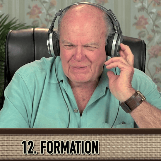 Elders React to Beyonce's Lemonade Album Video