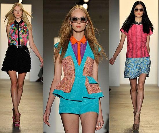 Spring 2011 New York Fashion Week: Peter Som