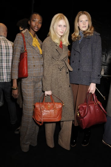 Fall 2011 New York Fashion Week Backstage Photos: Proenza Schouler, Rodarte, Michael Kors, Phillip Lim and More!