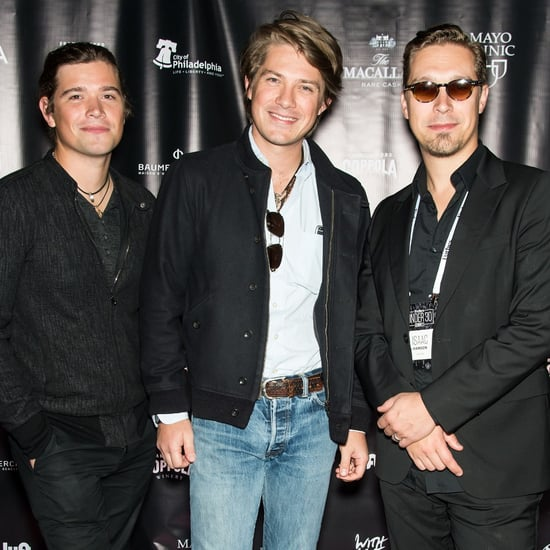 Hanson at Forbes Under 30 Summit Pictures 2015