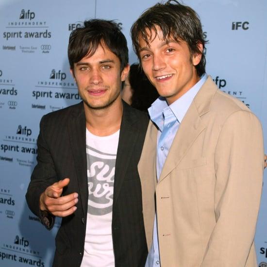 Diego Luna and Gael Garcia Bernal's Friendship   Photos