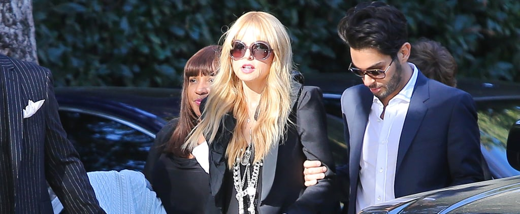 Rachel Zoe Takes Baby Kaius Jagger to Brunch!