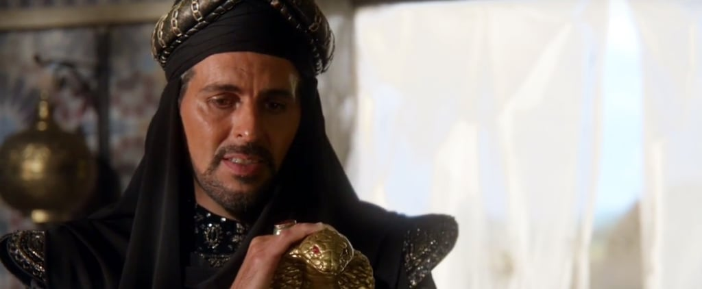 Once Upon a Time: Here's Your First Look at Aladdin and Jafar in Season 6!