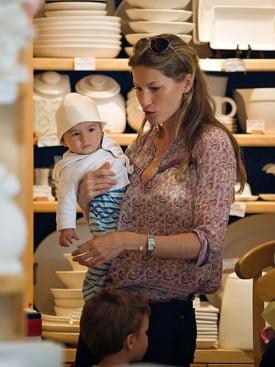 Gisele Discusses Breastfeeding