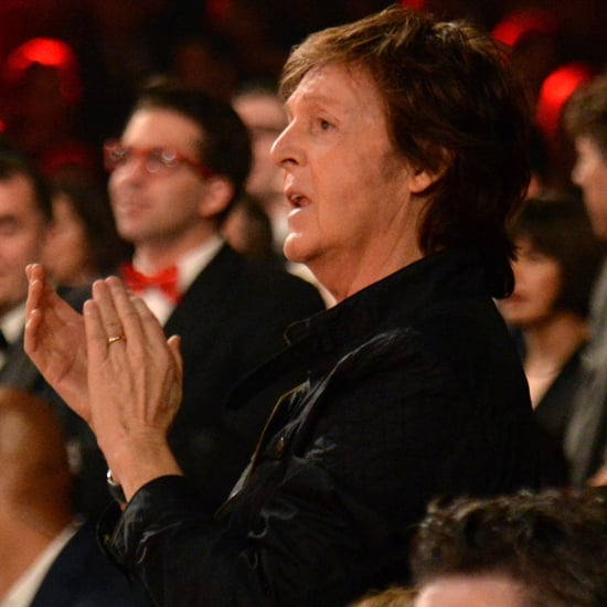 The Exact Moment Paul McCartney Realized His Solo Dance Moves Were Caught on Camera