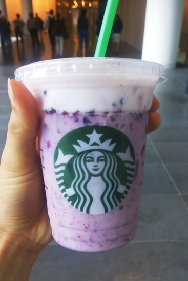 There Are Two New Pastel-Colored Drinks on Starbucks' Secret Menu - and Yes, We Tried Them Both