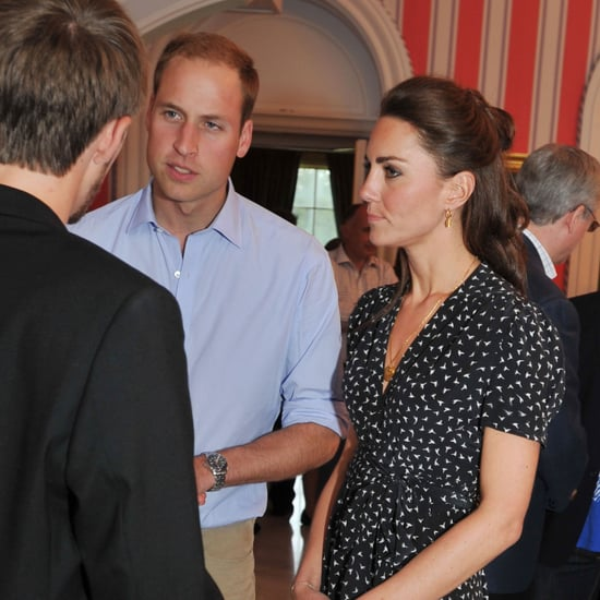 Kate Middleton and Prince William in Canada Day 1 Pictures
