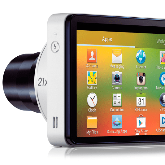 Samsung Galaxy Camera Good For Moms?