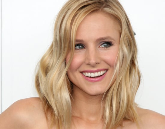 Kristen Bell Gets Real About the Perfect Post-Baby Body