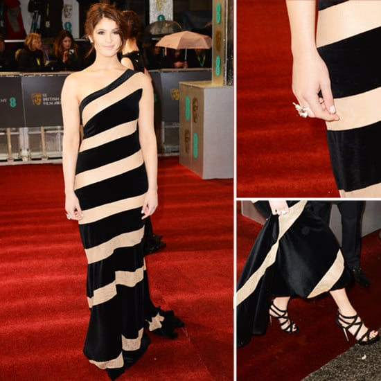 Gemma Arterton at BAFTA Awards 2013