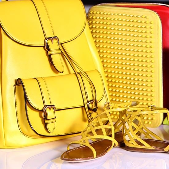 Best Yellow Accessories For Spring 2013   Video