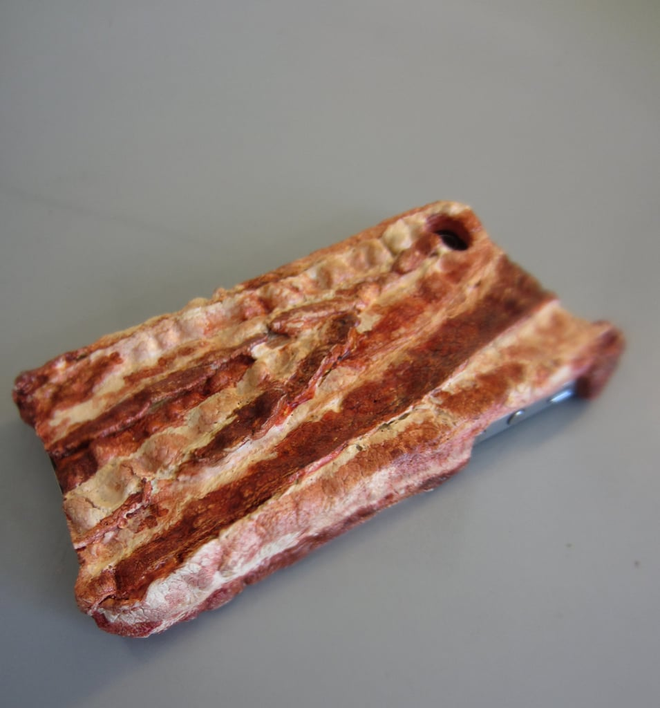 Bacon iPhone 4/4S/5 Case