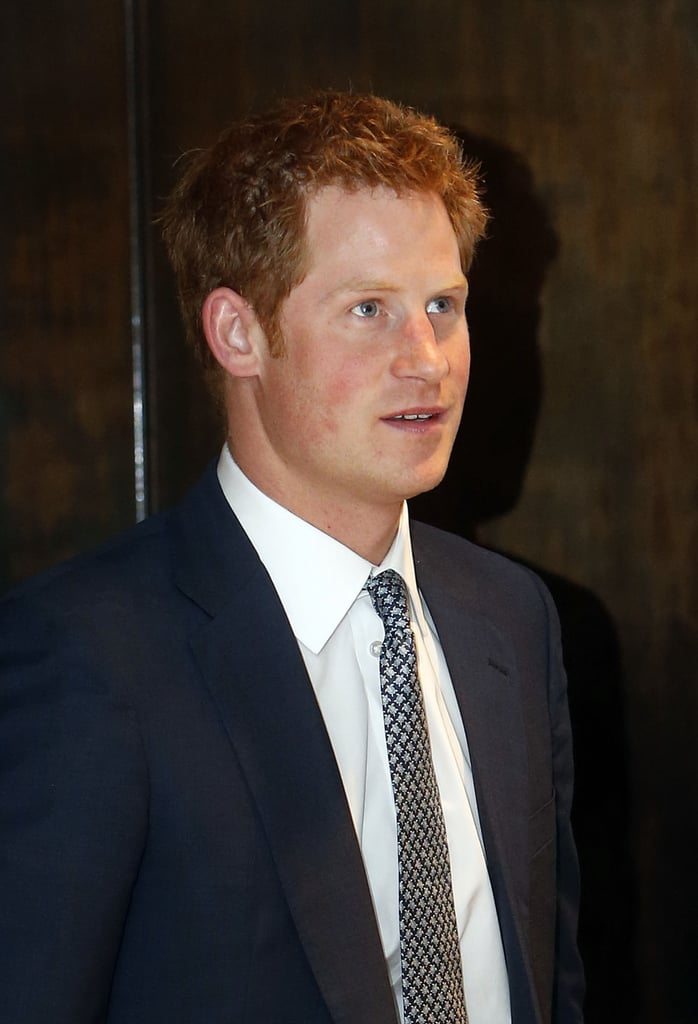 On Tuesday, Prince Harry attended a fundraiser for The Royal Foundation in NYC.