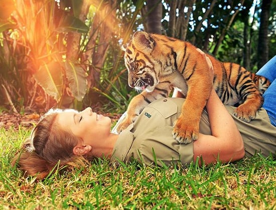 On 18th Birthday, Bindi Irwin Shares Photo Of Steve Irwin Full Of 'Love And Light'