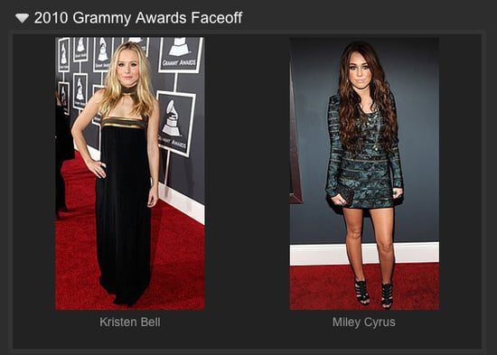 Photos of Celebrities at the 2010 Grammy Awards