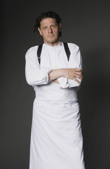 Interview With Marco Pierre White, Host of Chopping Block