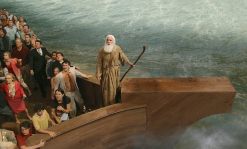 Movie Preview: Evan Almighty