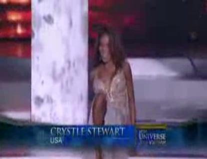 Miss USA 2008 Falls