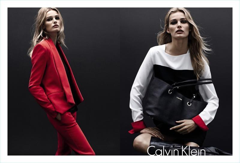 Calvin Klein White Label Fall 2012 Ad Campaign
