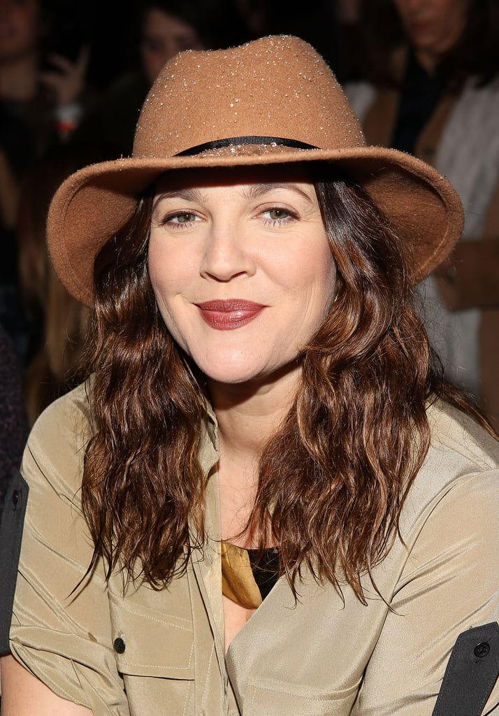 Drew Barrymore, New York