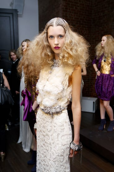 New York Fashion Week: Naeem Khan Spring 2010