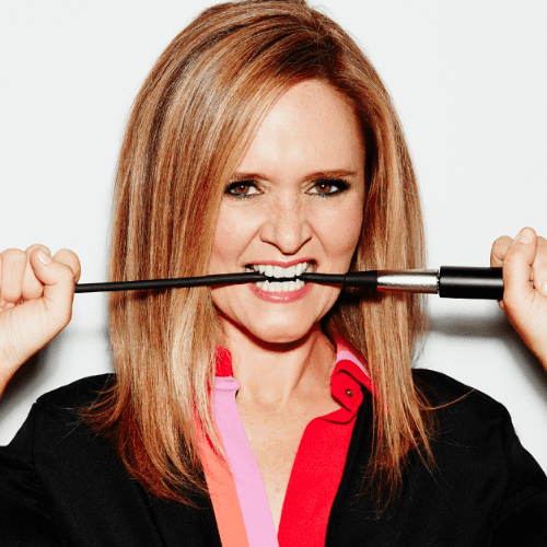 Samantha Bee Response to Ted Cruz Ending His Campaign