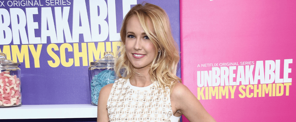 Anna Camp's Engagement Ring Is Basically That One From Your Pinterest Board