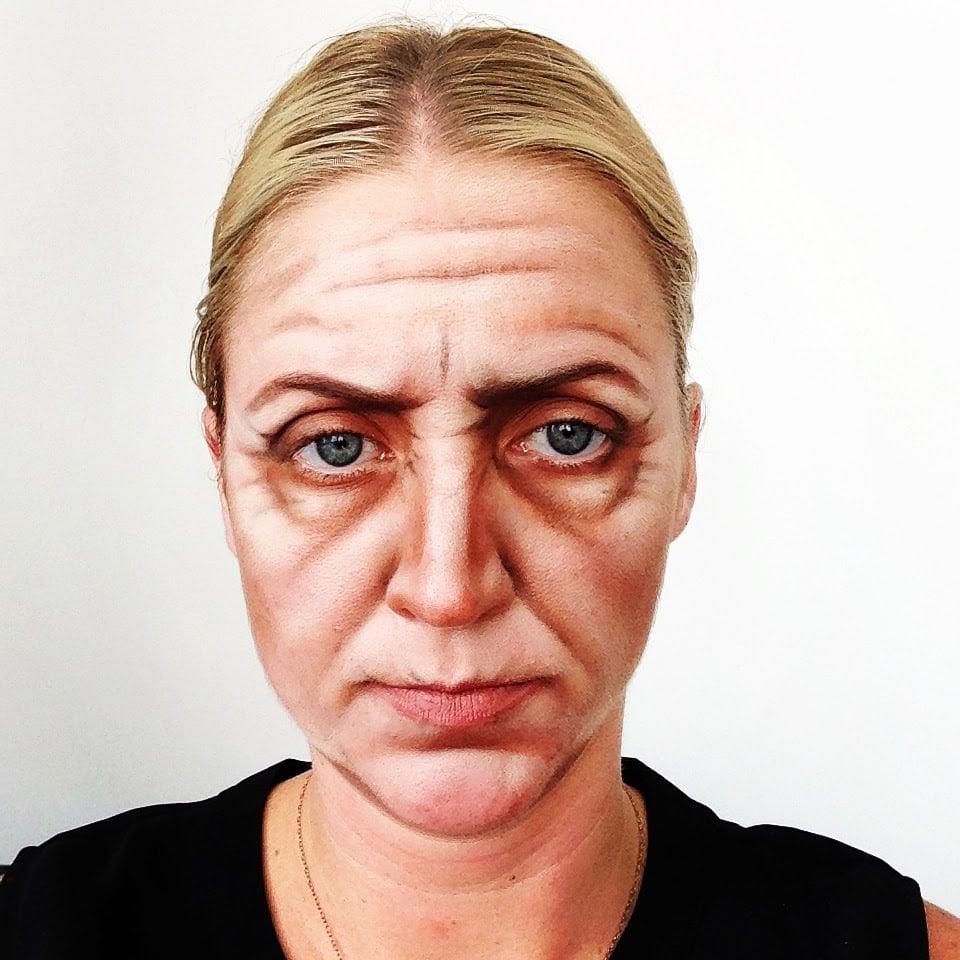 How to look older