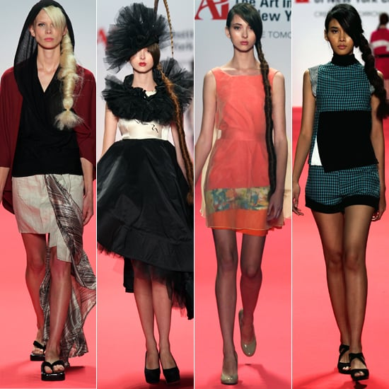 The Art Institute's Students and Alums Made Their Debut at MBFW