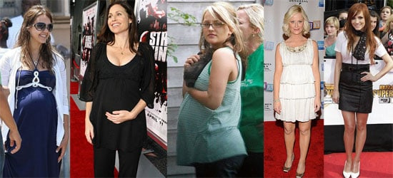 Which Celeb Are You Most Excited to See as a Mom?