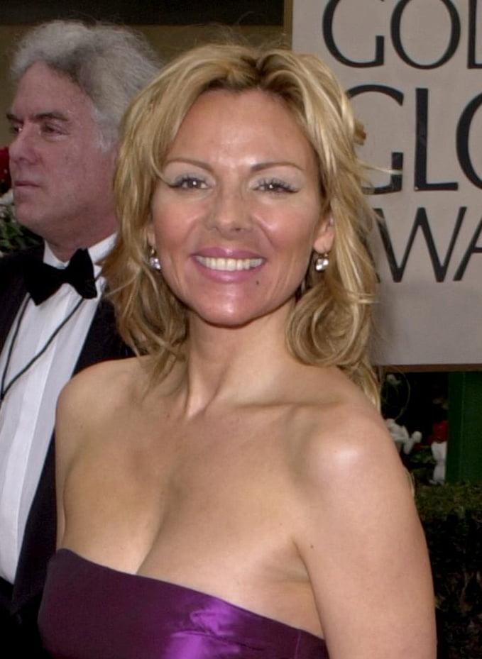 Kim Cattrall, 2001