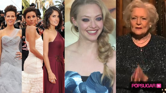 2010 Cannes Film Festival Red Carpet, Letters to Juliet Premiere, and Betty White Facebook Page 2010-05-12 14:59:09