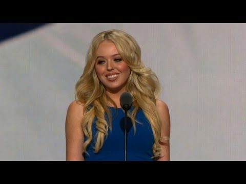 Tiffany Trump's Pop Single is Exactly as Bad as You'd Expect