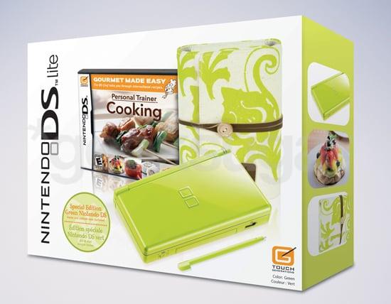 Nintendo Debuts a Lime Green DS Gaming Bundle