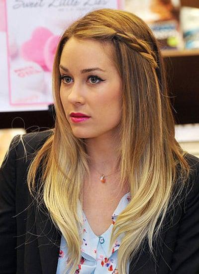 March 2010: Lauren signing copies of Sweet Little Lies at Barnes & Noble in Pennsylvania